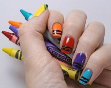 Cute nail art designs 08