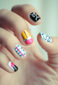 Cute nail art designs 10