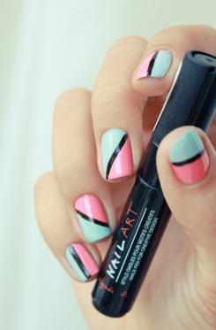 Cute nail art designs 12