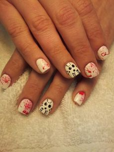 Cute nail art designs 14