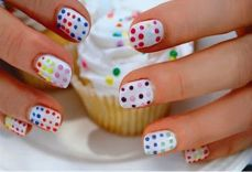 Cute nail art designs 16