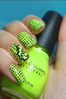 Cute nail art designs 19