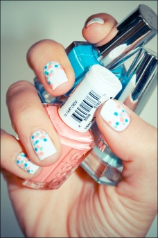 Cute nail art designs 23