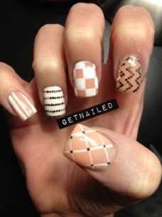 Cute nail art designs 25