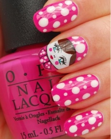 Cute nail art designs 26