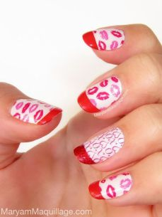 Cute nail art designs 28