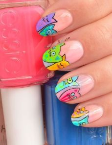 Cute nail art designs 29
