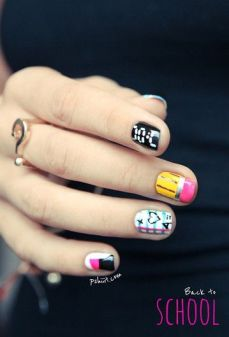 Cute nail art designs 31