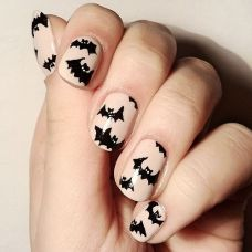 Cute nail art designs 34