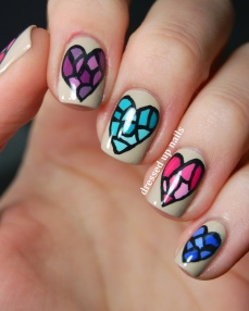 Cute nail art designs 37