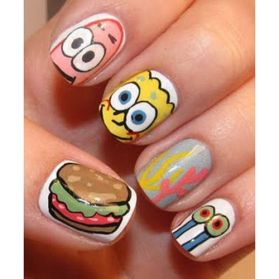 Cute nail art designs 38