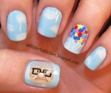 Cute nail art designs 39