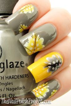 Cute nail art designs 40