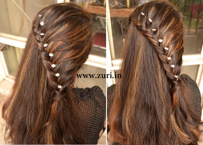 Indian bridal hairstyles 03