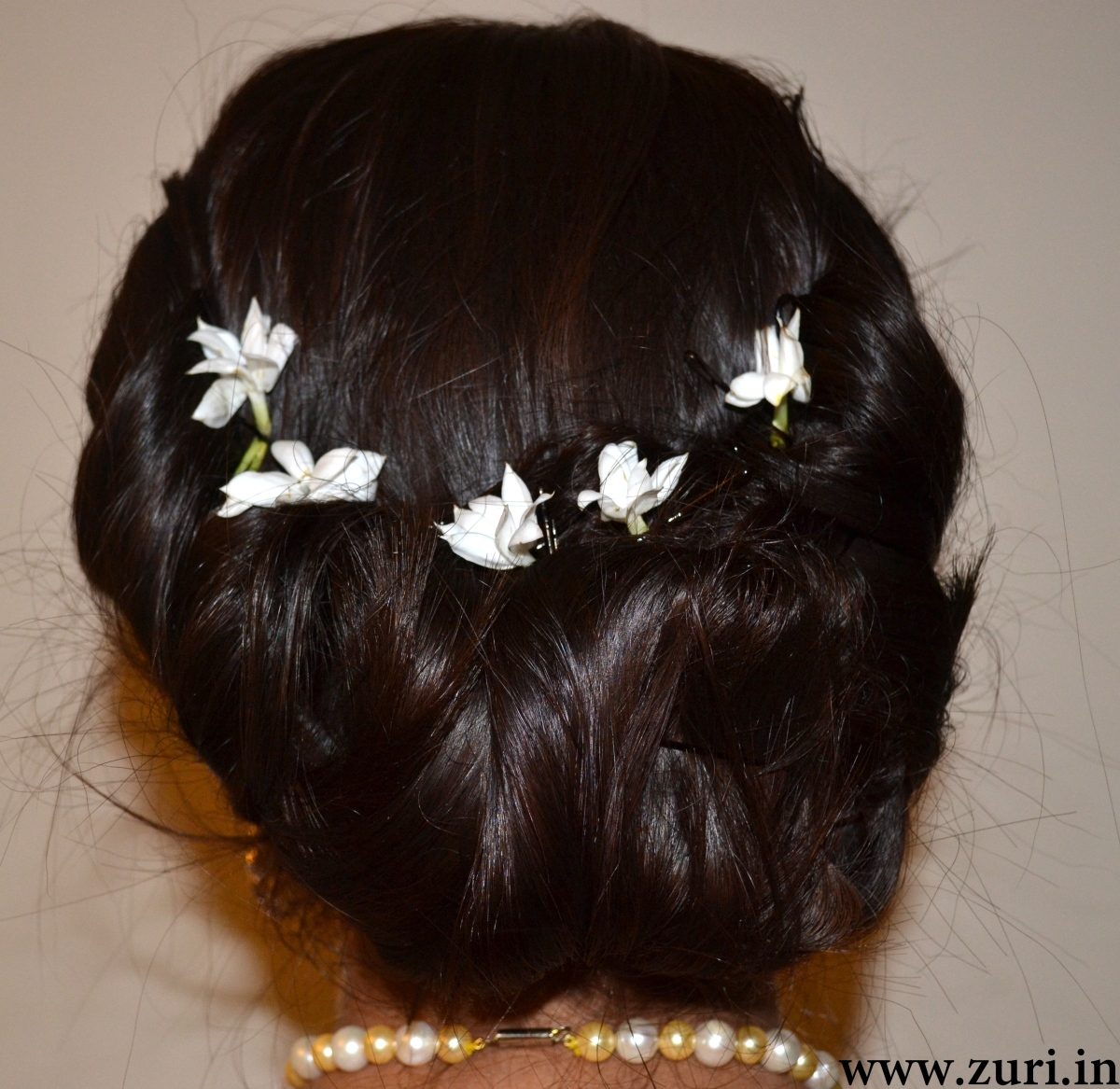 Indian bridal hairstyles 14