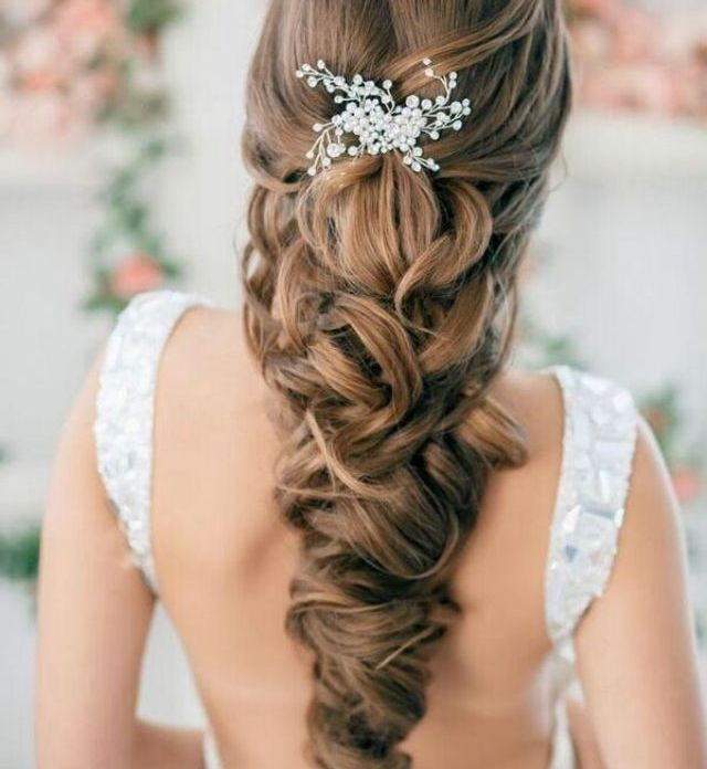 Bridal hairstyles for long hair 01