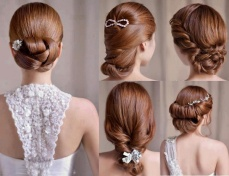 Bridal hairstyles for long hair 03