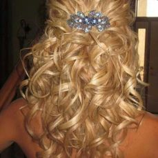 Bridal hairstyles for long hair 05