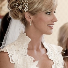 Bridal hairstyles for long hair 06