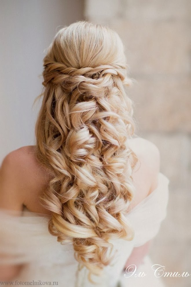 Wedding Hairstyles For Long Hair : ... 2014 at 660 ? 990 in 21 Unforgettable bridal hairstyles for long hair