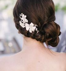 Bridal hairstyles for long hair 11