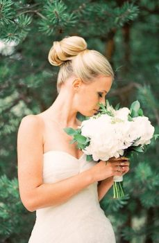 Bridal hairstyles for long hair 12