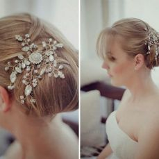 Bridal hairstyles for long hair 13