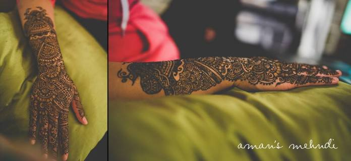 Mehandi designs by Aman 02