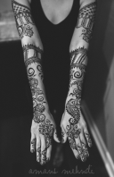 Mehandi designs by Aman 04