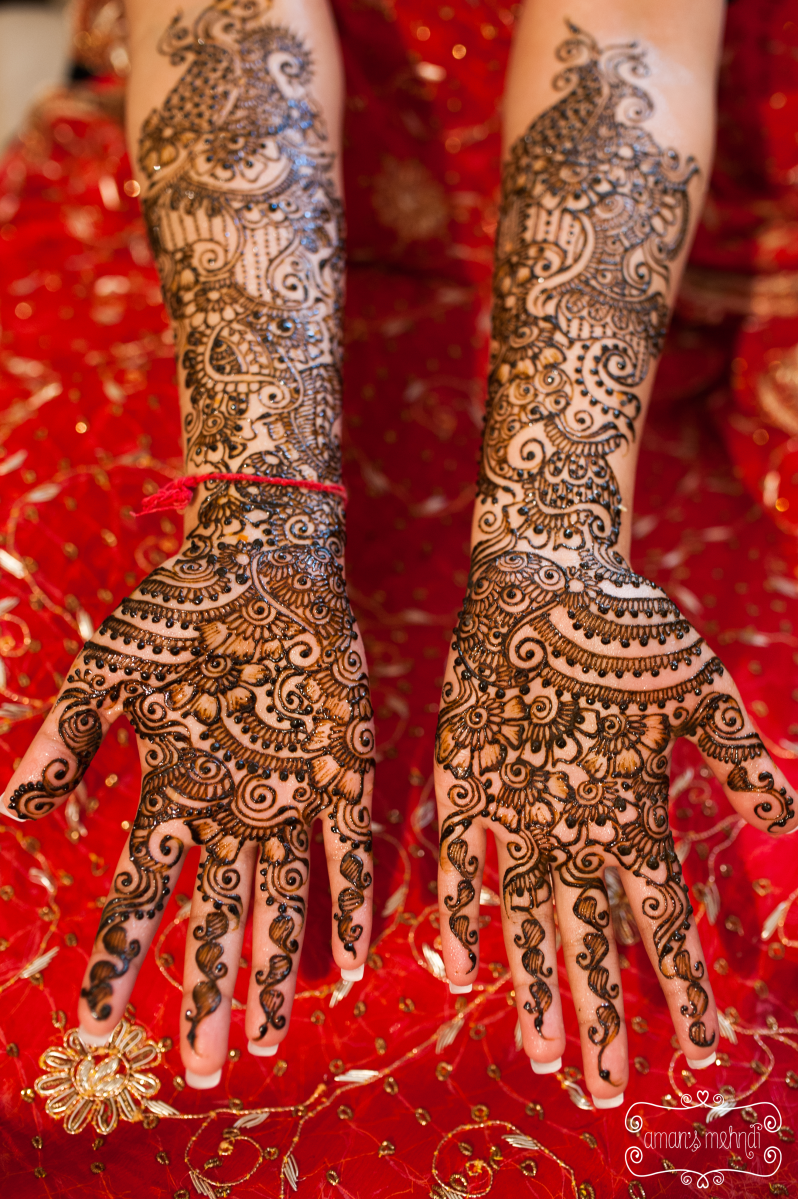 Mehandi designs by Aman 09
