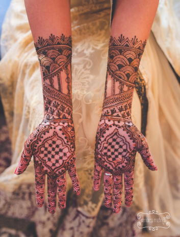 Mehandi designs by Aman 19