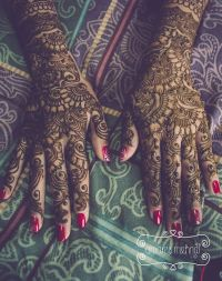 Mehandi designs by Aman 22