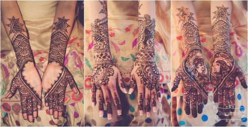 Mehandi designs by Aman 23