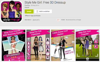 Best games for girls: Best dress up game for girls 05