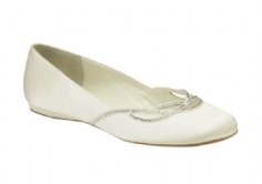 bridal shoes ballet 01