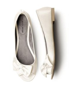 bridal shoes ballet 07