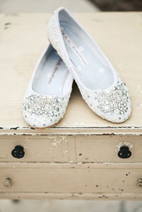 bridal shoes ballet 14