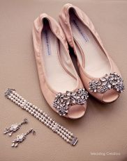 bridal shoes ballet 17
