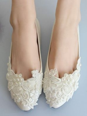 bridal shoes ballet 30
