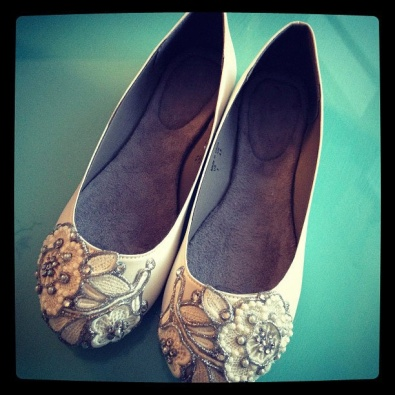 bridal shoes ballet 31