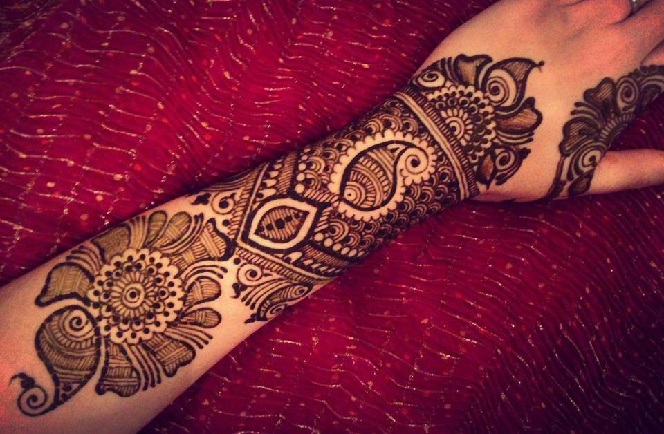 Dulhan Mehndi Designs 14 Indian Makeup And Beauty Blog