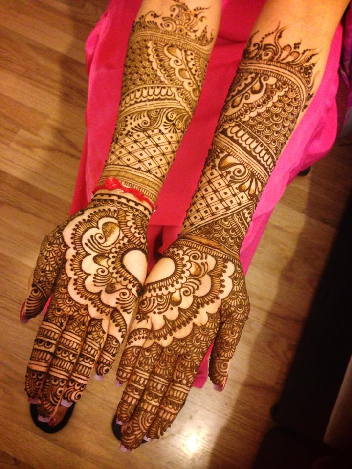 Dulhan Mehndi Designs 24 Indian Makeup And Beauty Blog
