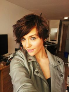 hairstyles for short hair 5