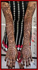 mehndi designs by nihaad 01