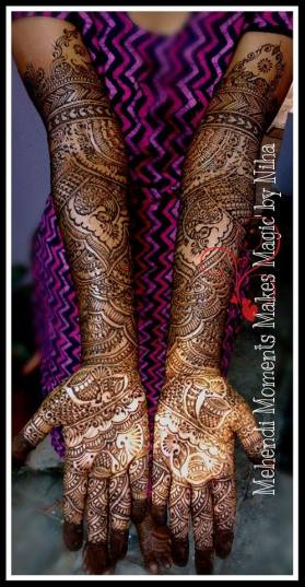 mehndi designs by nihaad 05