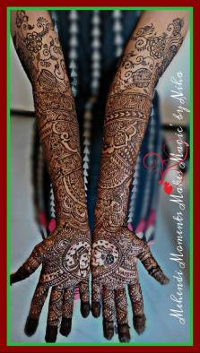 mehndi designs by nihaad 10
