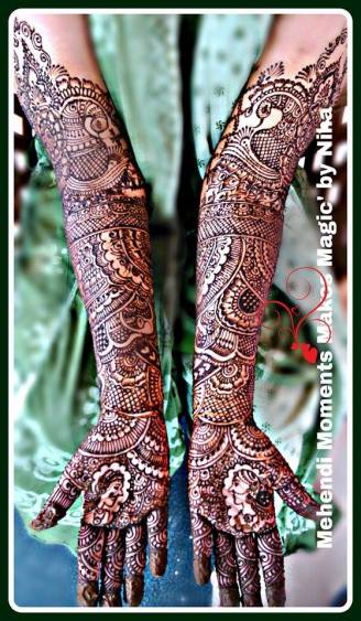 mehndi designs by nihaad 16
