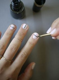 simple nail art designs for beginners 02