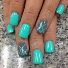 simple nail art designs for beginners 16