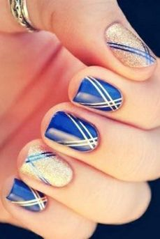 simple nail art designs for beginners 19